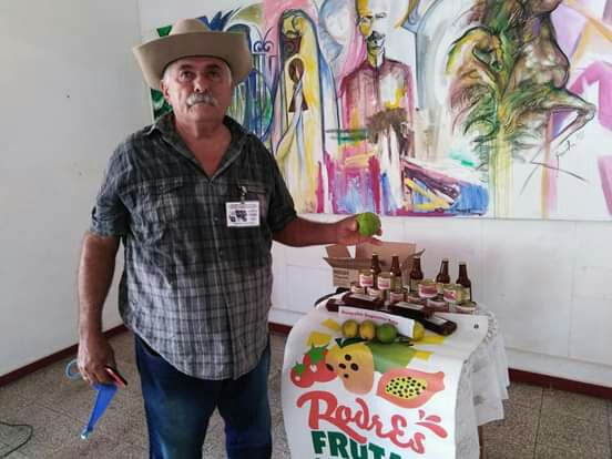 Impulsa el CITMA en Las Tunas gestión para generar productos exportables/ FOTOS: JUAN MANUEL OLIVARES CHÁVEZ