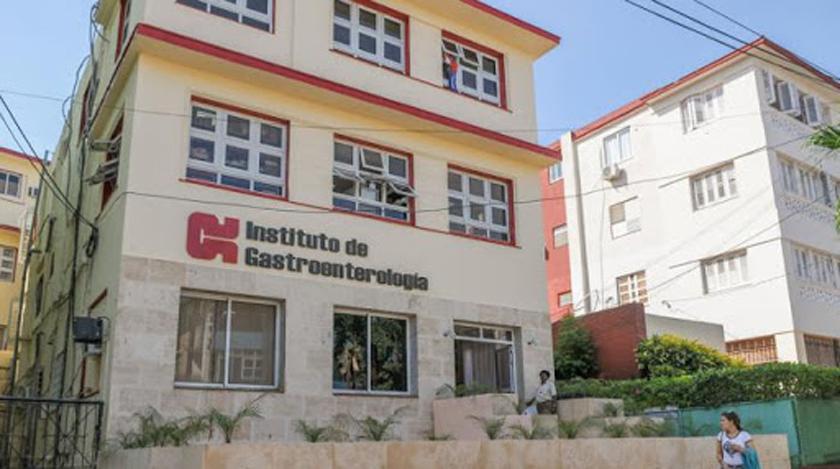 Instituto de Gastroenterología / Foto: Granma