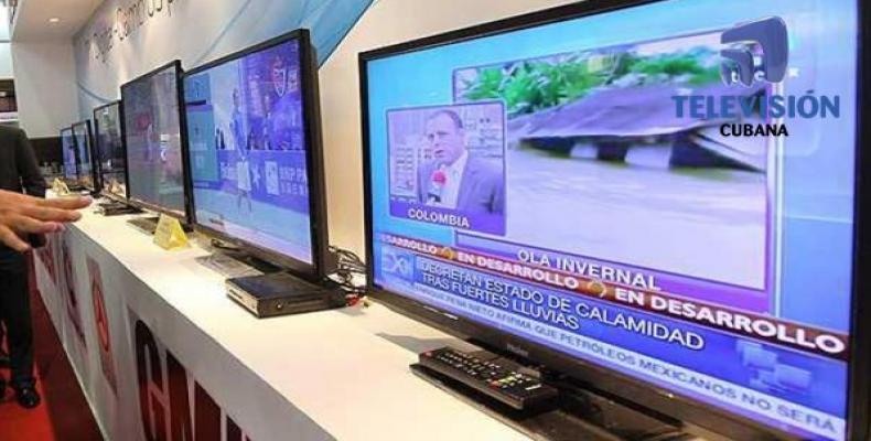 Cuba avanza en el despliegue de la televisión digital