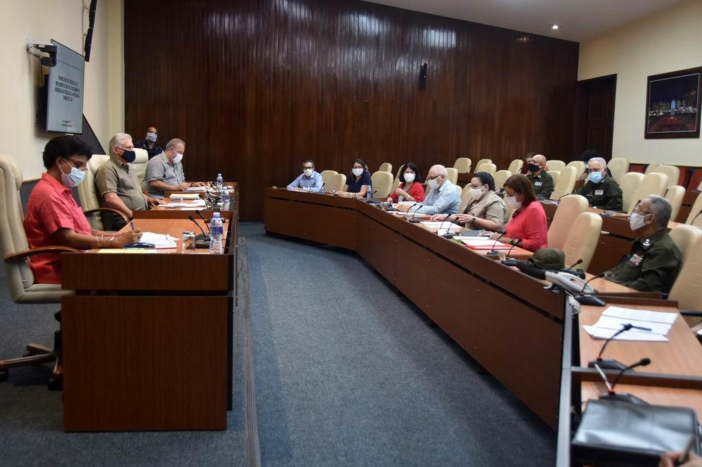Díaz-Canel: No es solo conservar nuestra memoria histórica, sino hacerla más visible