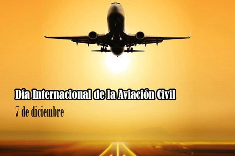 Día de la aviación civil