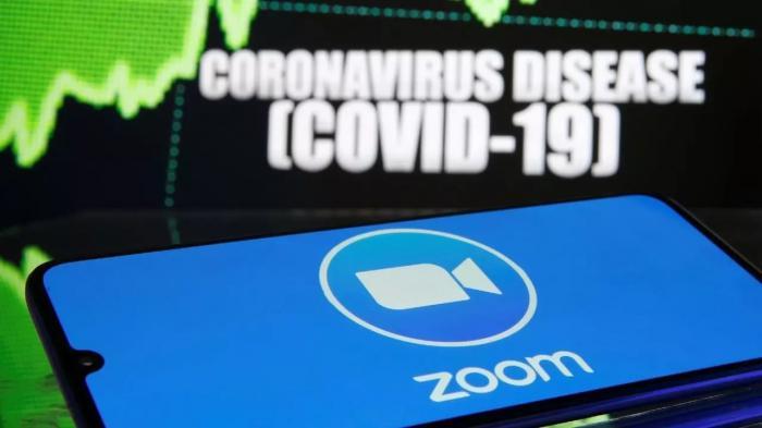 El servicio de videoconferencias para teletrabajo por la situación mundial de la COVID-19 es uno de los más demandados en la actualidad. Foto: AFP