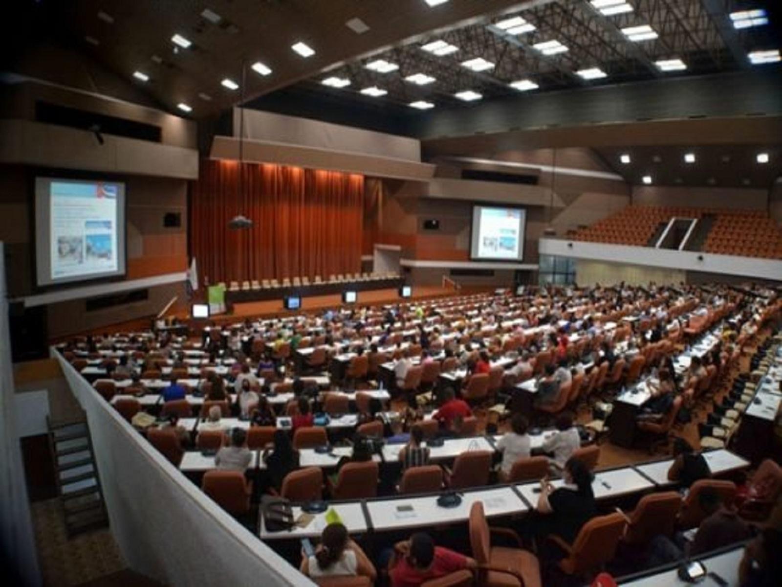Plenario Festival de Comunicación/ Foto: ACN