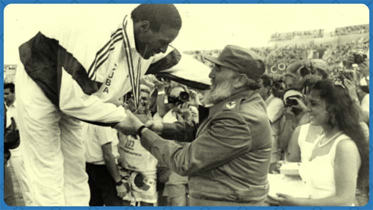 Hitos del deporte cubano