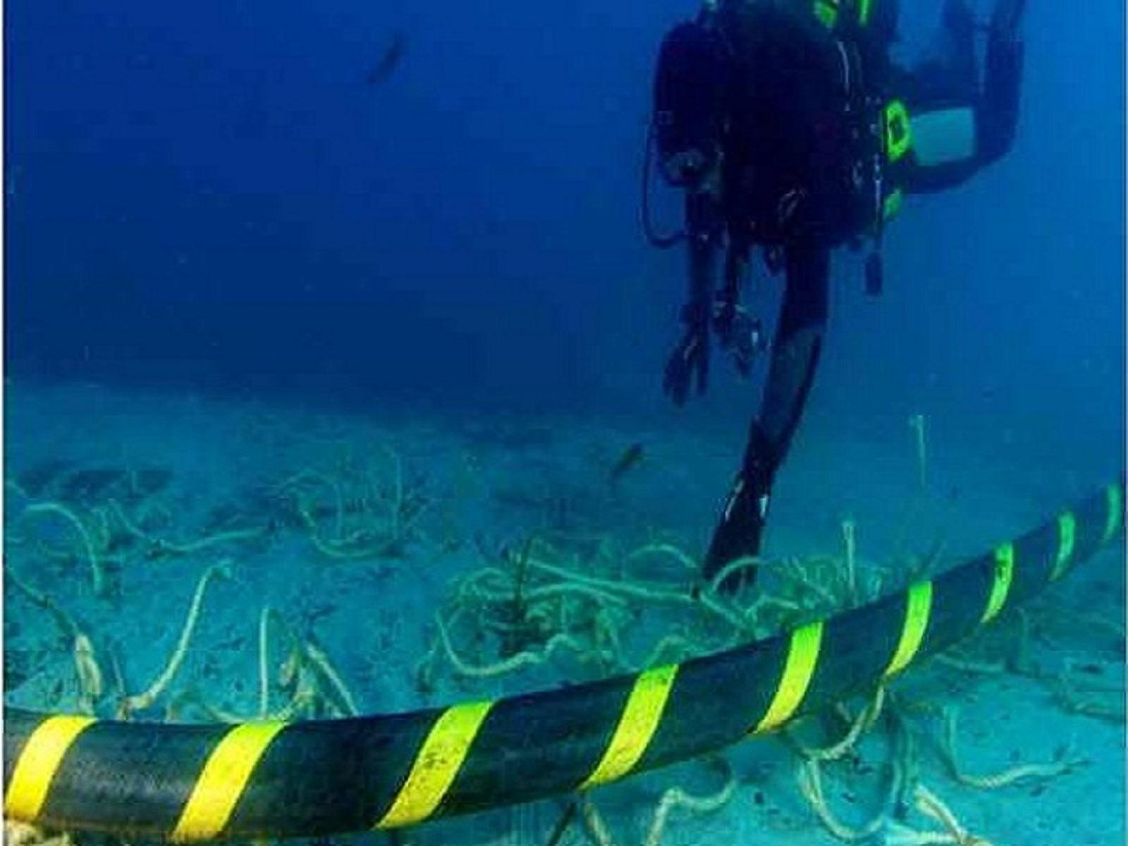 Elevación del nivel del mar amenaza a Internet
