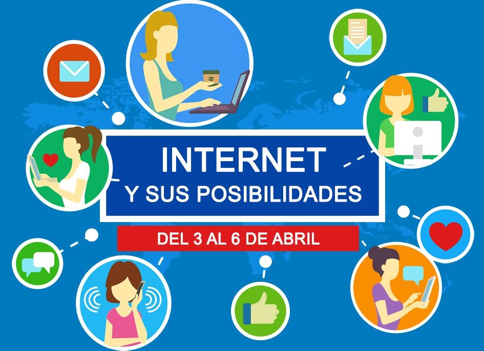 Curso presencial Internet y sus posibilidades