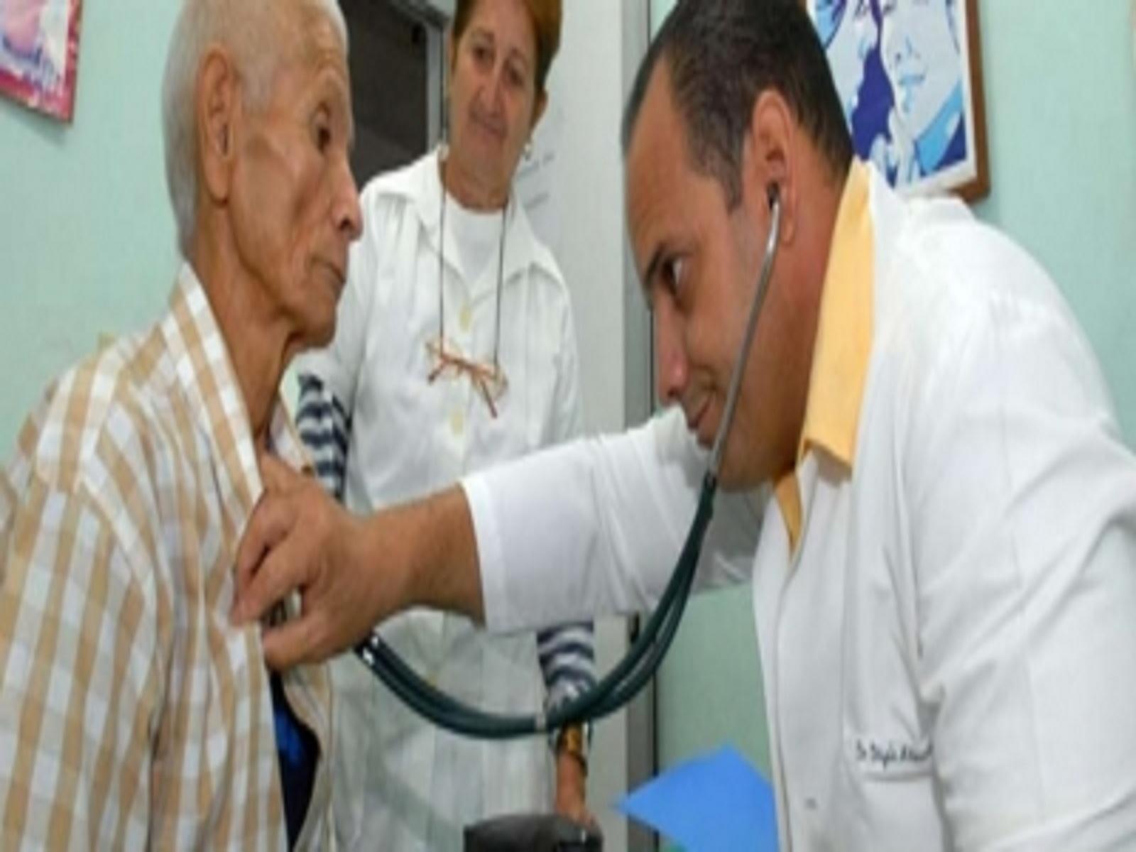 Salud pública en Cuba