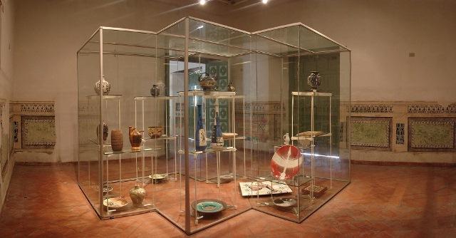 Sala Iniciadores del Museo Nacional de la Cerámica Contemporánea. Foto: Habana Cultural.
