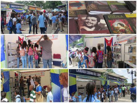 Feria del Libro de Dominicana