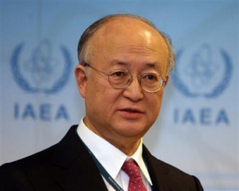 Yukiya Amano, director general del Organismo Internacional de la Energía Atómica (OIEA)