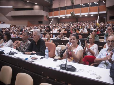 Insisten en Cuba en necesidad de cuidado del medio ambiente global