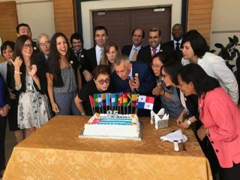 Cuba celebró los 35 años de Arcal y el 25 aniversario de Aenta