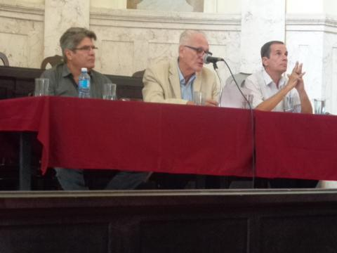 En homenaje a Carlos Manuel de Céspedes / Foto: Eugellés