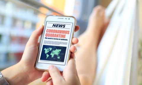 El mundo digital y los medios de comunicación en tiempos de pandemia