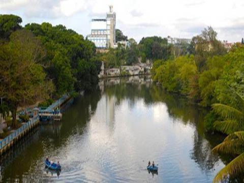 Río Almendares / Fotos: YASSET LLERENA ALFONSO