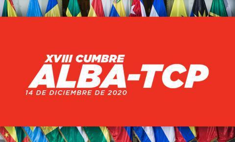 Sesiona hoy Cumbre Virtual de ALBA-TCP