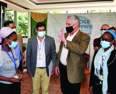 La ciencia cubana y sus buenas noticias