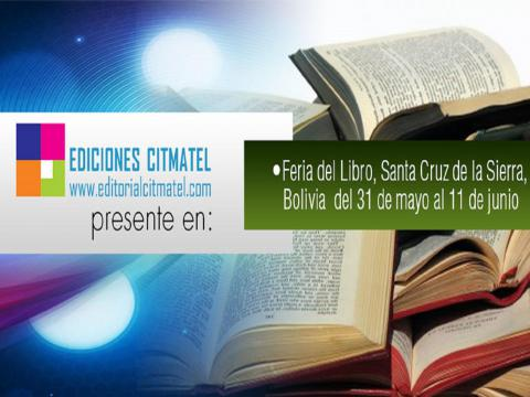 Banner Editorial Citmatel en la FIL