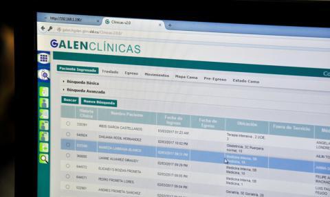 El Software permite mejora la atención médica y optimizar calidad de los servicios. (Lorenzo Crespo Silveira) (Periódico Venceremos)