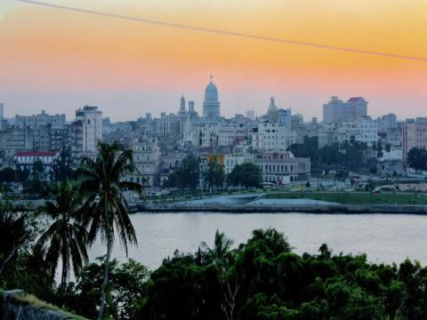 Paisaje de La Habana / Fuente: CC by 2.0 / Jaume Escofet / habana sunset