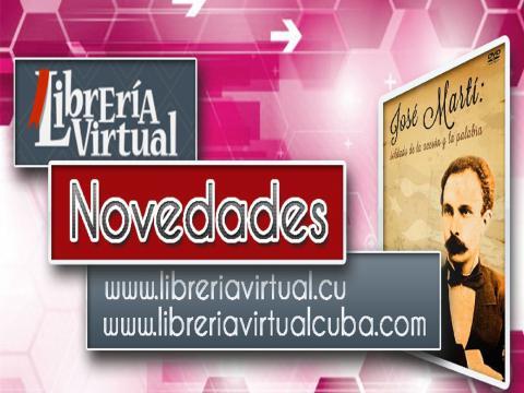 Novedades de la Librería Virtual