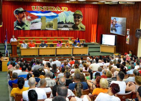 Normas jurídicas del Ministerio de Ciencia prevén impulsar la economía / FOTO Luis Carlos Palacios Leyva