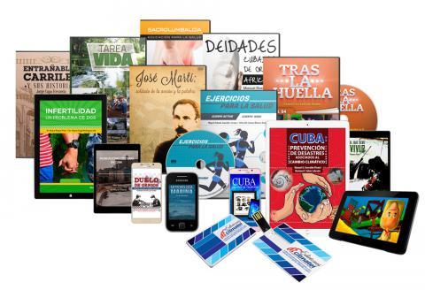 Productos de la Editorial Citmatel