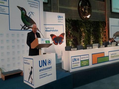José Fidel Santana Núñez, viceministro de Ciencia, Tecnología y Medio Ambiente