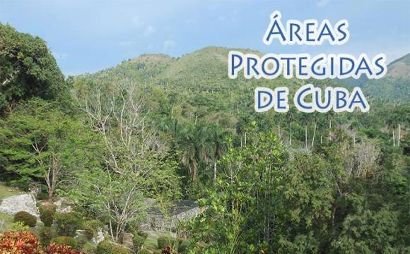 Sobresale en Cuba la preservación de sus áreas protegidas