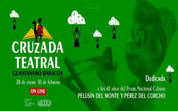 Con honra a Martí arranca Cruzada Teatral desde el ciberespacio