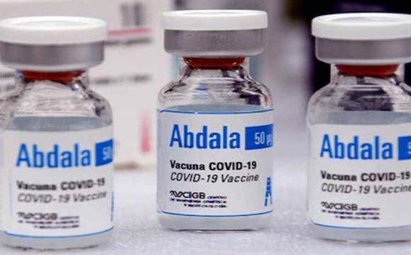 Se inicia en La Habana ensayo de intervención anticovid con candidato vacunal Abdala