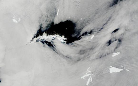 El iceberg más grande del mundo se desintegra