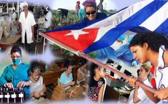 Celebran en Cuba el Día Internacional de la Mujer con logros y nuevos retos