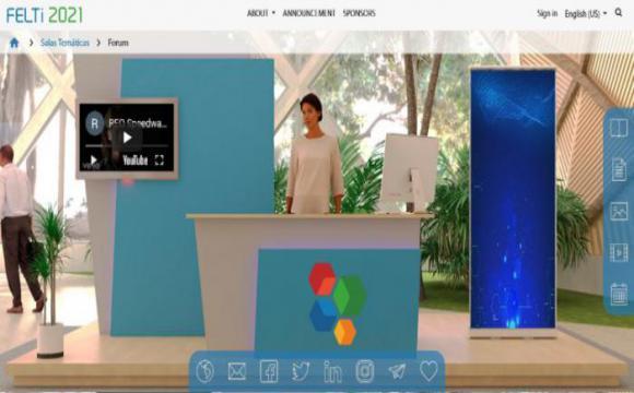 Fevexpo: primera plataforma cubana para eventos virtuales