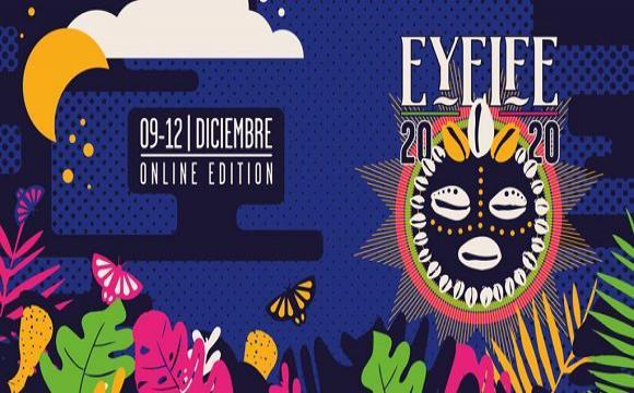 Festival Eyeife 2020: De fiesta la música electrónica de forma online