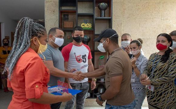 Reconocen protagonismo de la juventud en la ciencia y economía camagüeyanas